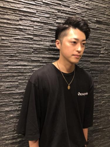 2018 秋 流行りのメンズヘアスタイル!!(ショート)(ベリーショート)(バーバースタイル)