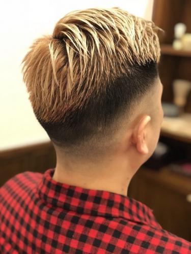 【これぞ男の髪型】バーバースタイル・ベリーショートバリカン〜フェードまで!