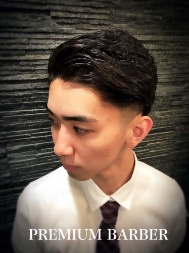 【オンオフ】パーマスタイル