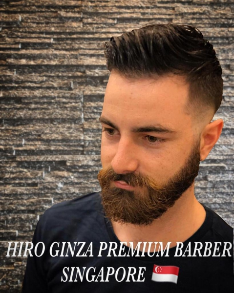 BARBER hairsalon Fade