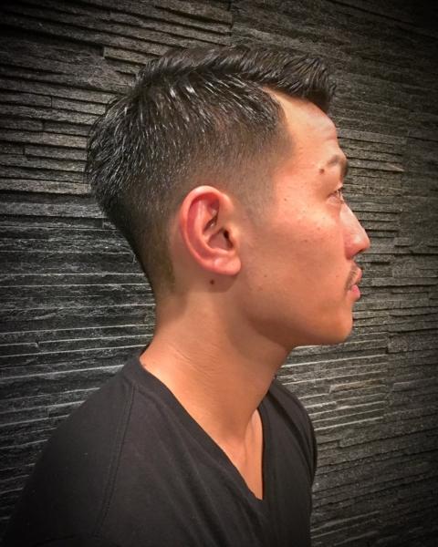 <男気>ワイルド バーバー スタイル シンガポール