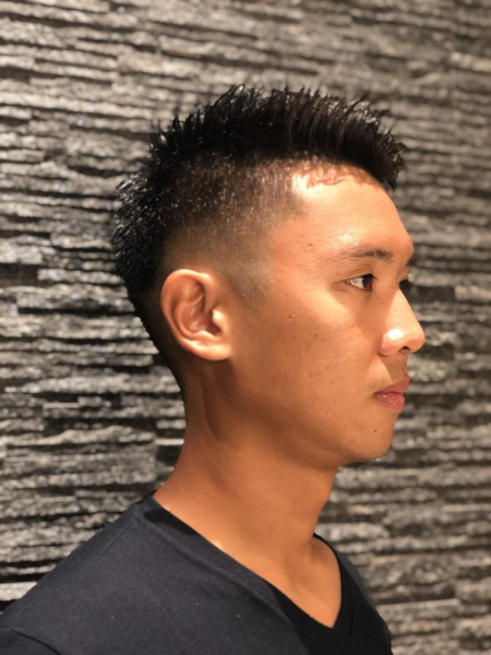 ワイルドショートスタイル シンガポール