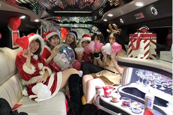 ヒロ銀座・クリスマスパーティー