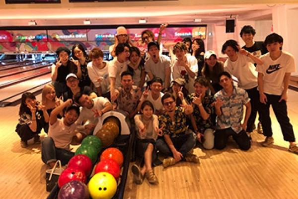 ヒロ銀座・ボーリング大会