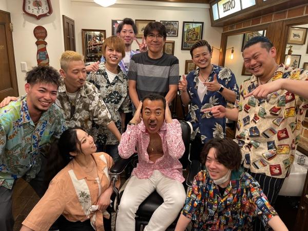 とんねるず石橋貴明さんのYouTube「貴ちゃんねるず」に出演いたしました!