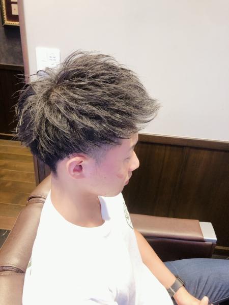 台湾 メンズショートスタイル‼️ 〈台北/理容室/美容室/日本人/床屋〉