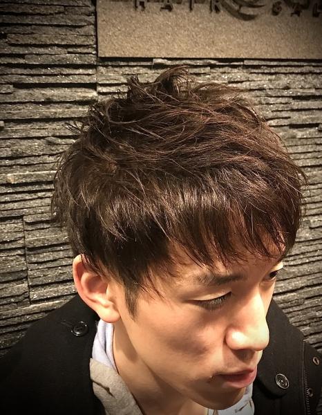 台湾 メンズヘアならお任せ❗️〈台北/理容室/美容室/日本人/床屋〉