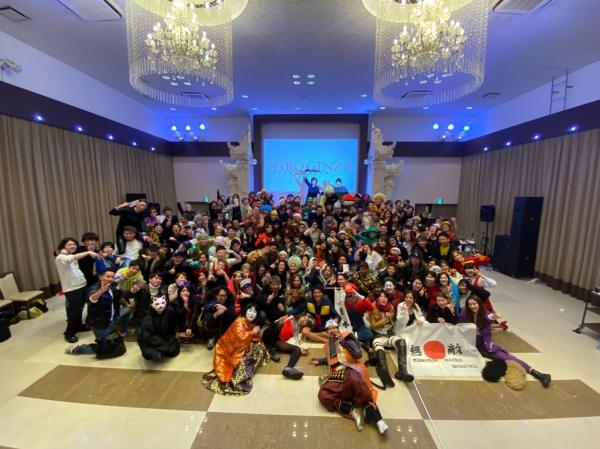2020年ヒロ銀座新年会