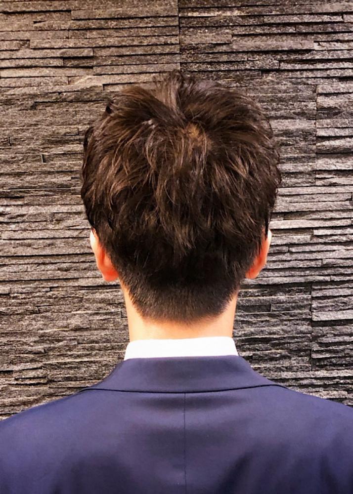 グラン キムタク メゾン 髪型