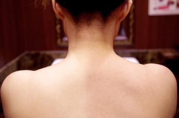 シェービングによる美肌効果