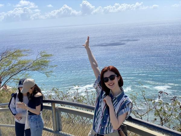ちょっと前ですがハワイへ行って来ました!笑