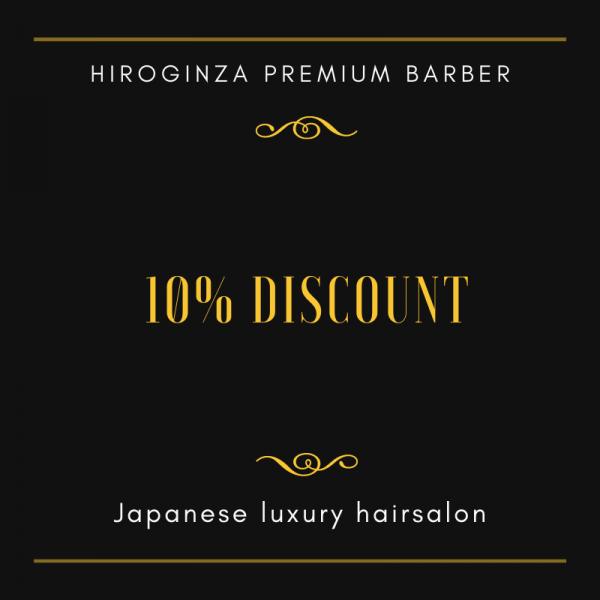 プロモーション紹介<Japanese barber shop in Singapore>