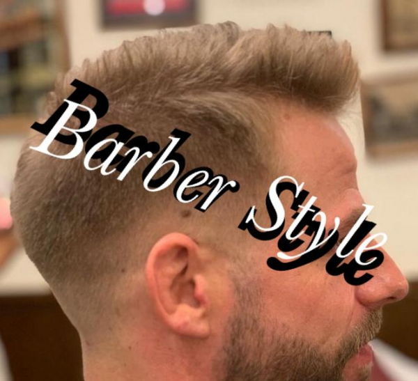 Currently trending hairstyle in Japan (fade haircut)<Japanese barber shop in Singapore>