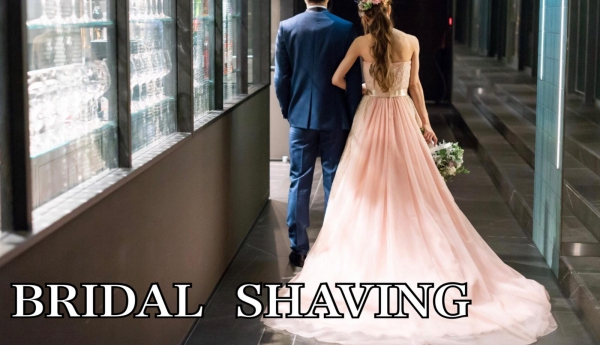 Bridal menu details<Japanese barber shop in Singapore>