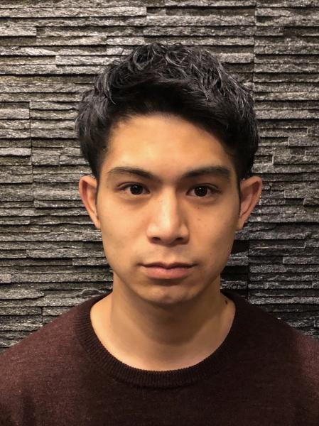 ツーブロックパーマ【ヒロ銀座】赤坂/バーバー/パーマ