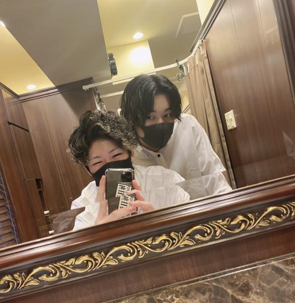 7月から上野店に配属になりました伊藤暁です!