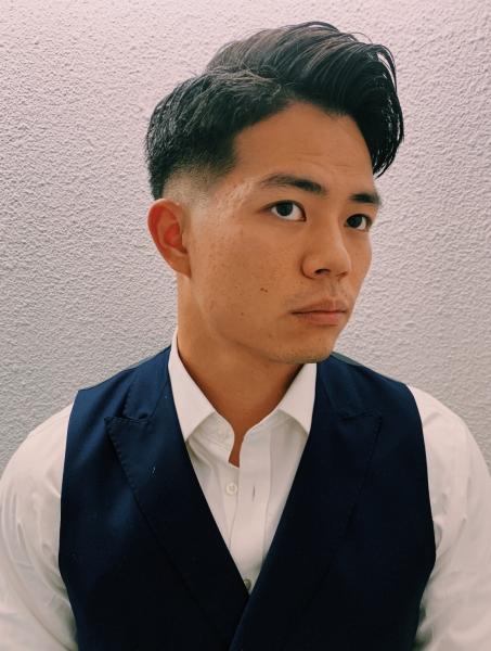 フェード×七三/大手町/理容室
