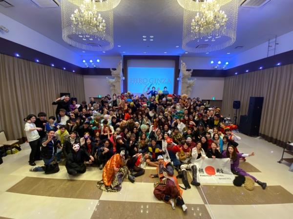 HIRO GINZA新年会