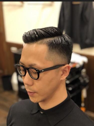 2018年秋メンズの髪型 30代の方へ
