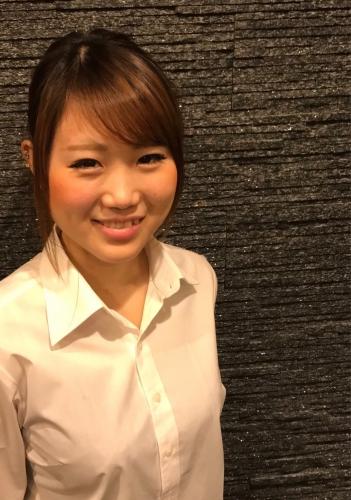 石坂 真美【7月1日よりプレミアムバーバー銀座店に移動しますっ】