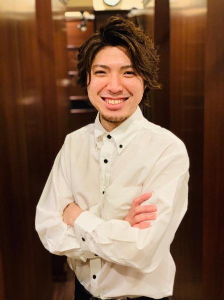 後藤 昇大(令和2年1月5日から上野店副店長として移動します)
