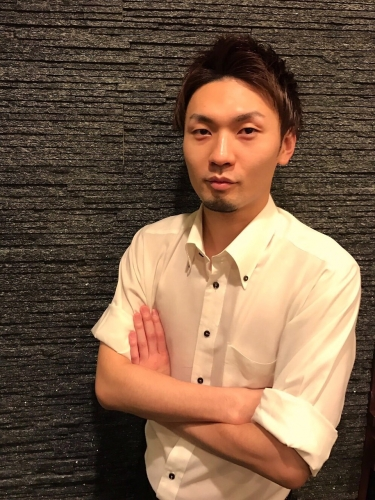 佐々木 一樹(2020年8月1日より銀座店店長として異動します)