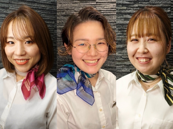 女性スタイリストが女性目線のかっこいいを提供します